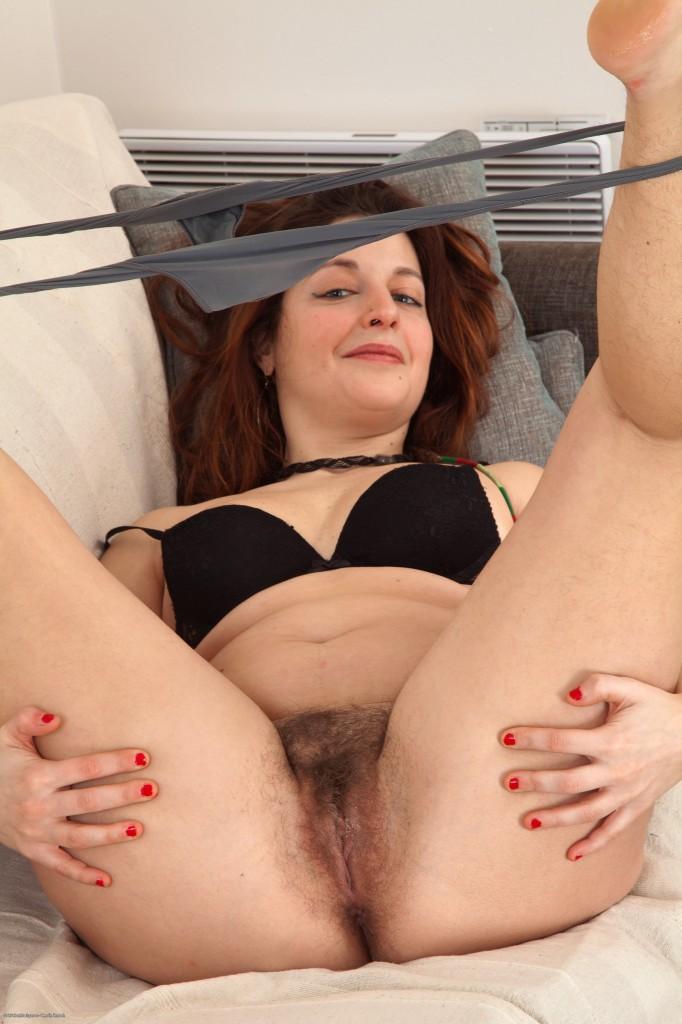 Natalia Hairy Pussy