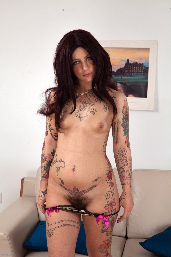 Tattooed Toni Pierce
